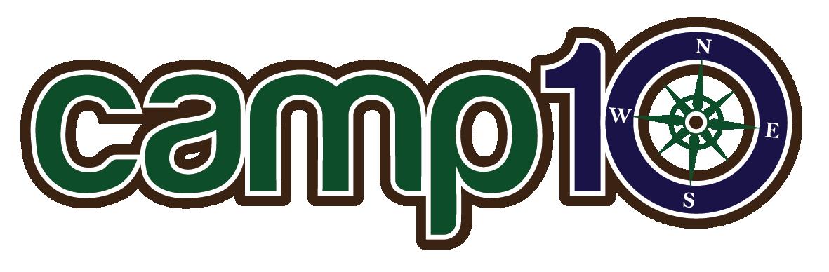 CAMP10 Logo